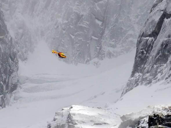 Τραγωδία στον Όλυμπο- Νεκροί δύο ορειβάτες