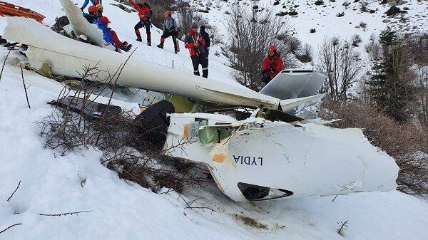 Γιάννενα - ελικόπτερο: Φωτογραφικό υλικό από την επιχείρηση Έρευνας - Διάσωσης
