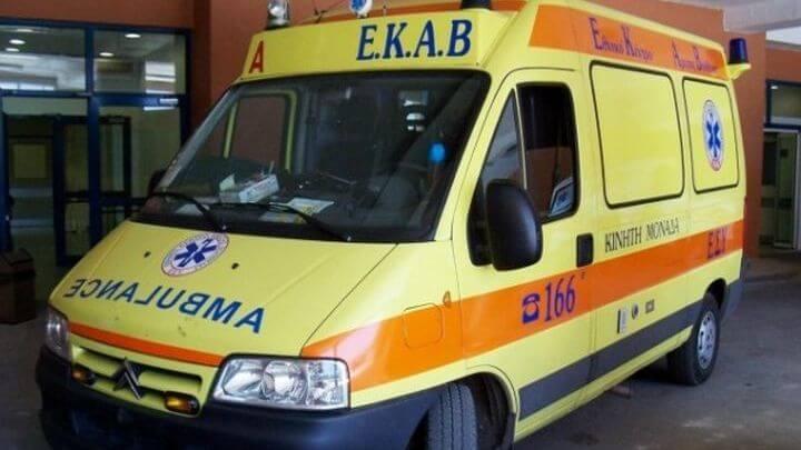 Τροχαίo ατύχημα με τραυματισμό στο Κερατσίνι