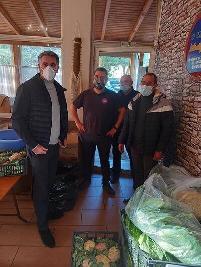 Κερατσίνι : Το Κίνημα Αλλαγής στο πλευρό του «Κρητικού»