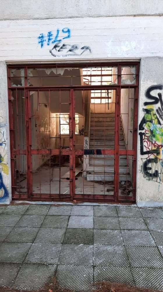 Βανδαλισμοί σε σχολεία της Νίκαιας
