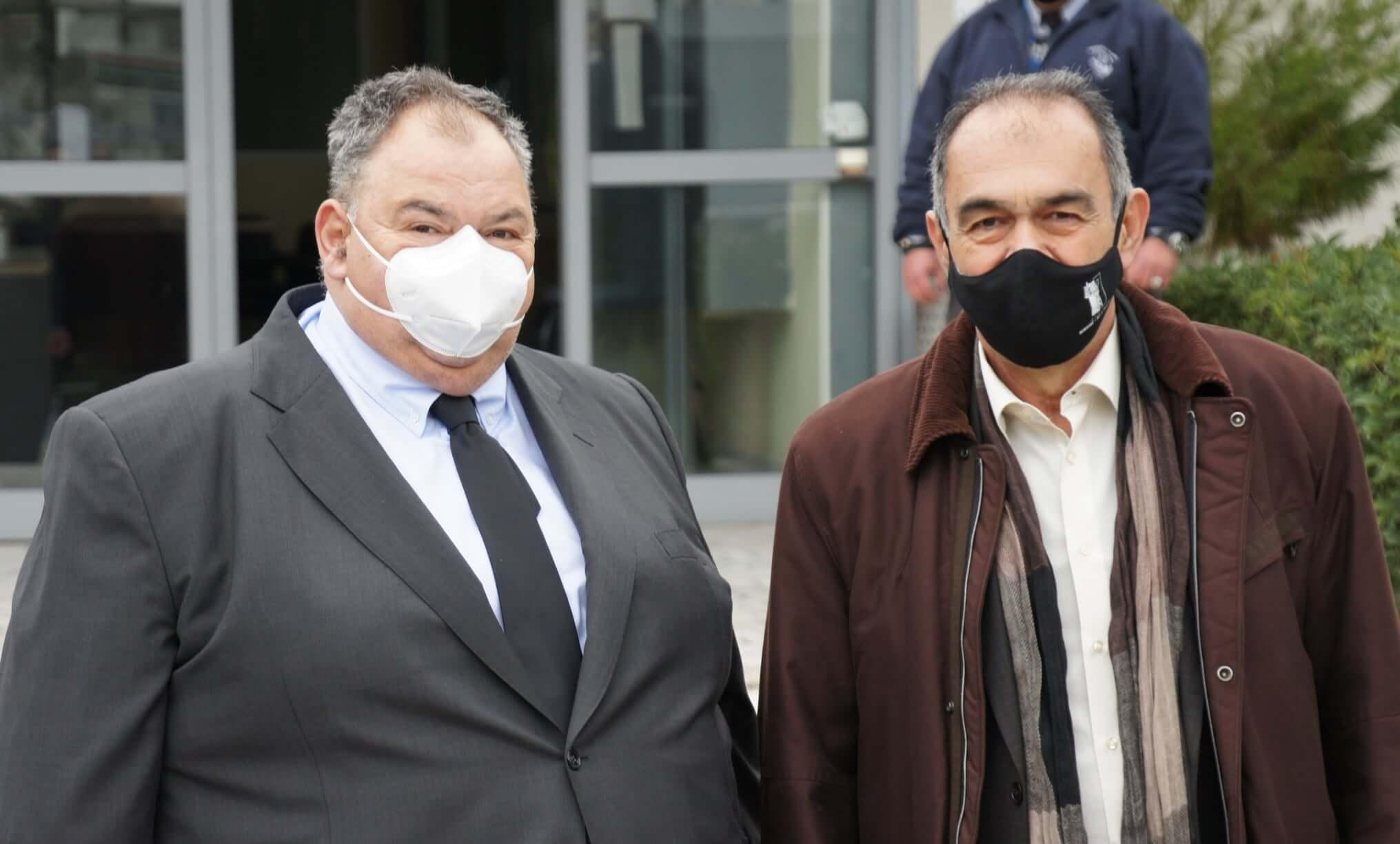 Γιώργος Ιωακειμίδης :  Η κομποστοποίηση ξεκινάει από τον Ο.Κ.Α.Α και επεκτείνεται σε όλο το Δήμο