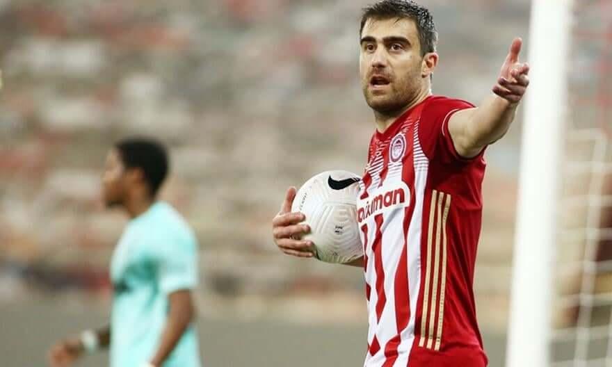 Παπασταθόπουλος-Βρουσάι εκτός ματς κόντρα στον ΑΡΗ λόγω τραυματισμού