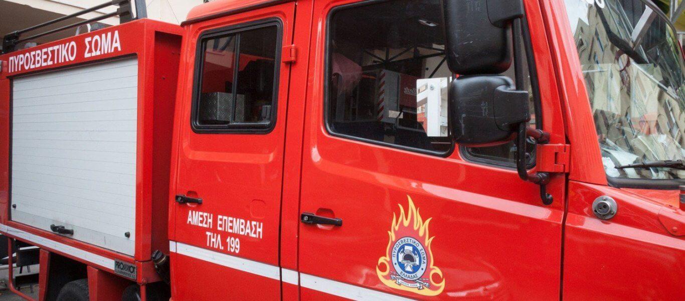 Πυρκαγιά σε διαμέρισμα στον Πειραιά - Το ΕΚΑΒ παρέλαβε ηλικωμένη