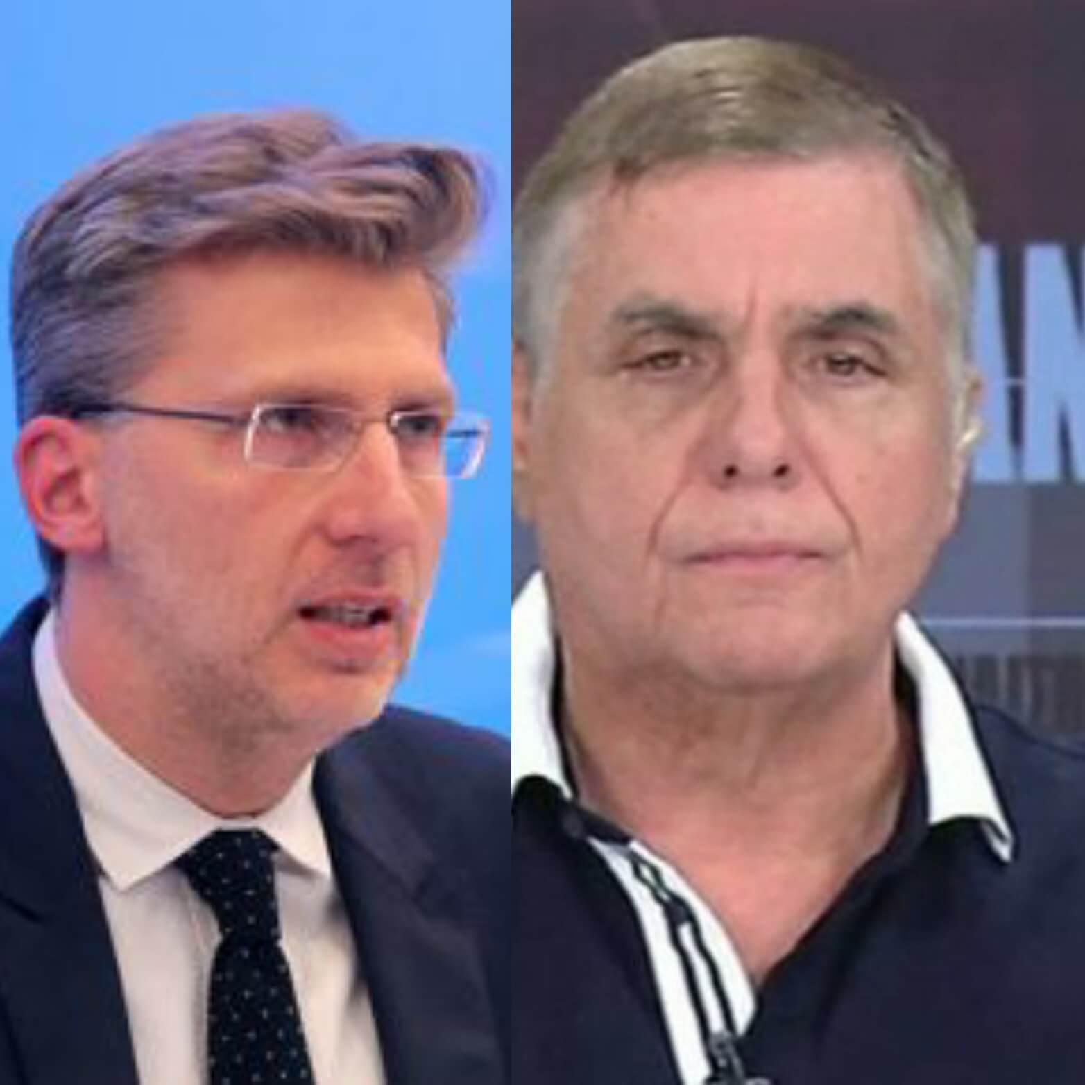 Άκης Σκέρτσος: Υπέβαλε μήνυση κατά του Γιώργου Τράγκα για συκοφαντική δυσφήμιση