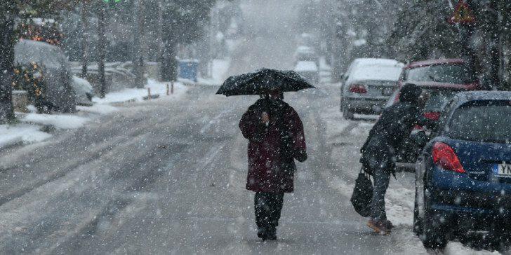 Προ των πυλών η «Μήδεια» με τσουχτερό κρύο και χιόνια- Ποιές περιοχές θα σαρώσει