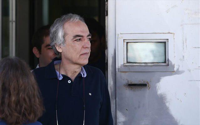Απορρίφθηκε το αίτημα του Κουφοντίνα για διακοπή έκτισης της ποινής του