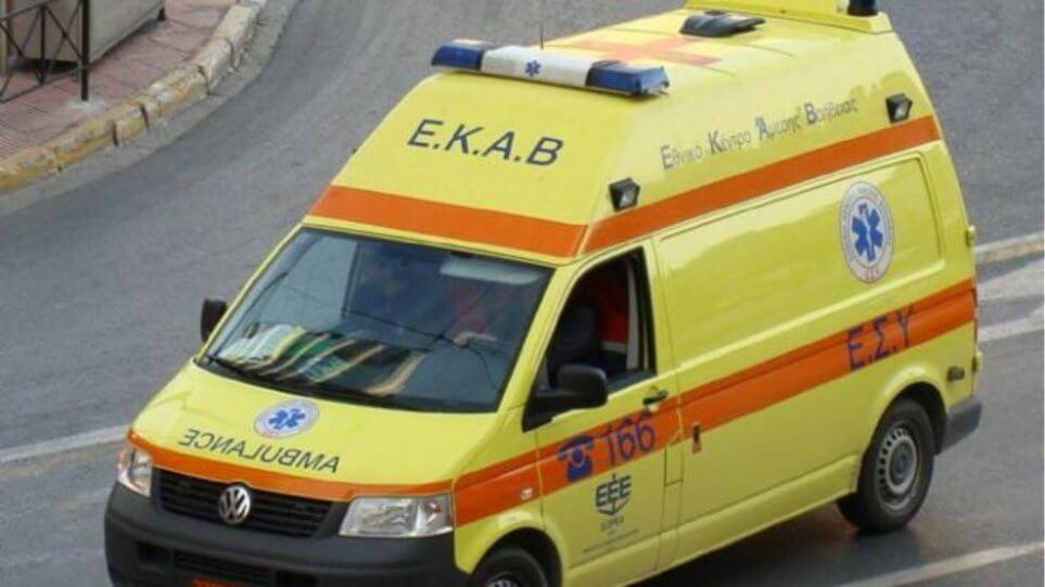 Χαλκίδα: Μηχανάκι παρέσυρε και τραυμάτισε 11χρονο