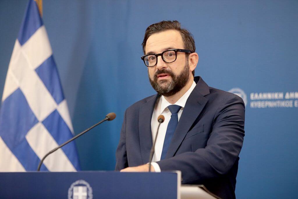 Παραιτήθηκε ο Χρήστος Ταραντίλης από Κυβερνητικός Εκπρόσωπος