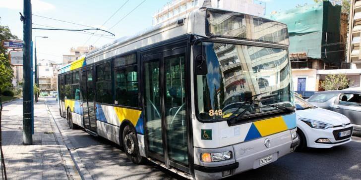 Αποκλειστικό! Απόπειρα ληστείας σε λεωφορείο στη Νίκαια, αίσιο τέλος