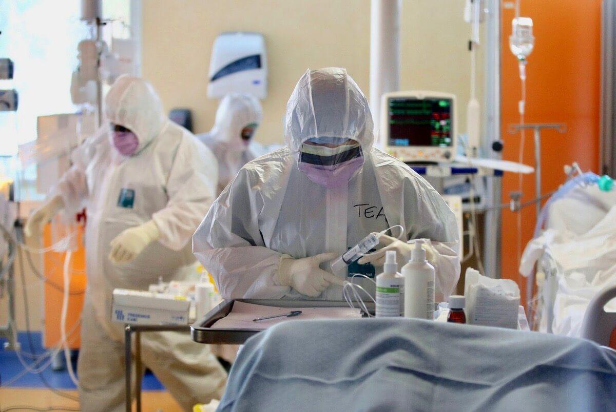 Ερυθρός Σταυρός: Θρίλερ με το μυστηριώδη θάνατο ασθενούς από κορωνοϊό-Ερευνάται εγκληματική ενέργεια