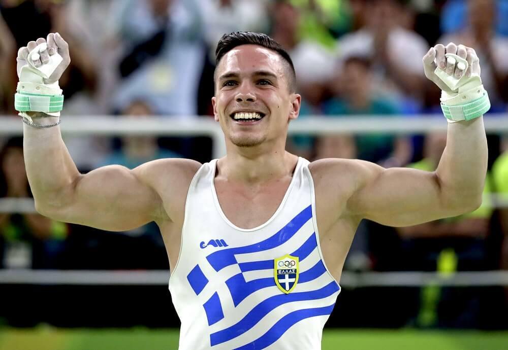 «Χρυσή» πρόκριση στους Ολυμπιακούς για τον Λευτέρη Πετρούνια