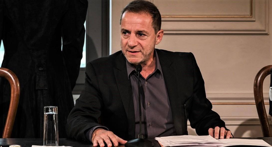 Συνελήφθη ο Δημήτρης Λιγνάδης-Εκδόθηκε ένταλμα εις βάρος του