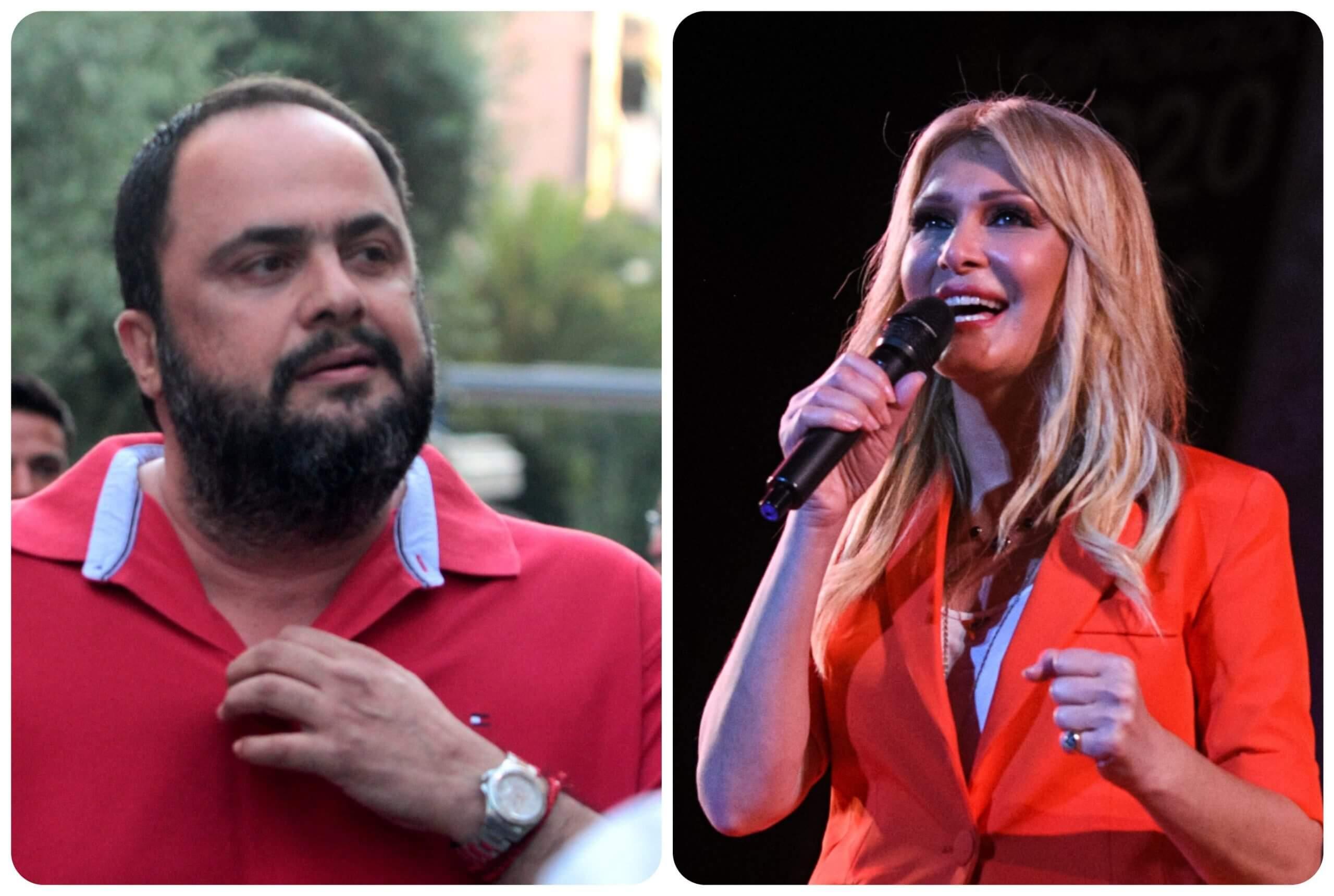 Ο Βαγγέλης Μαρινάκης υπογράφει το νέο τραγούδι της Νατάσας Θεοδωρίδου