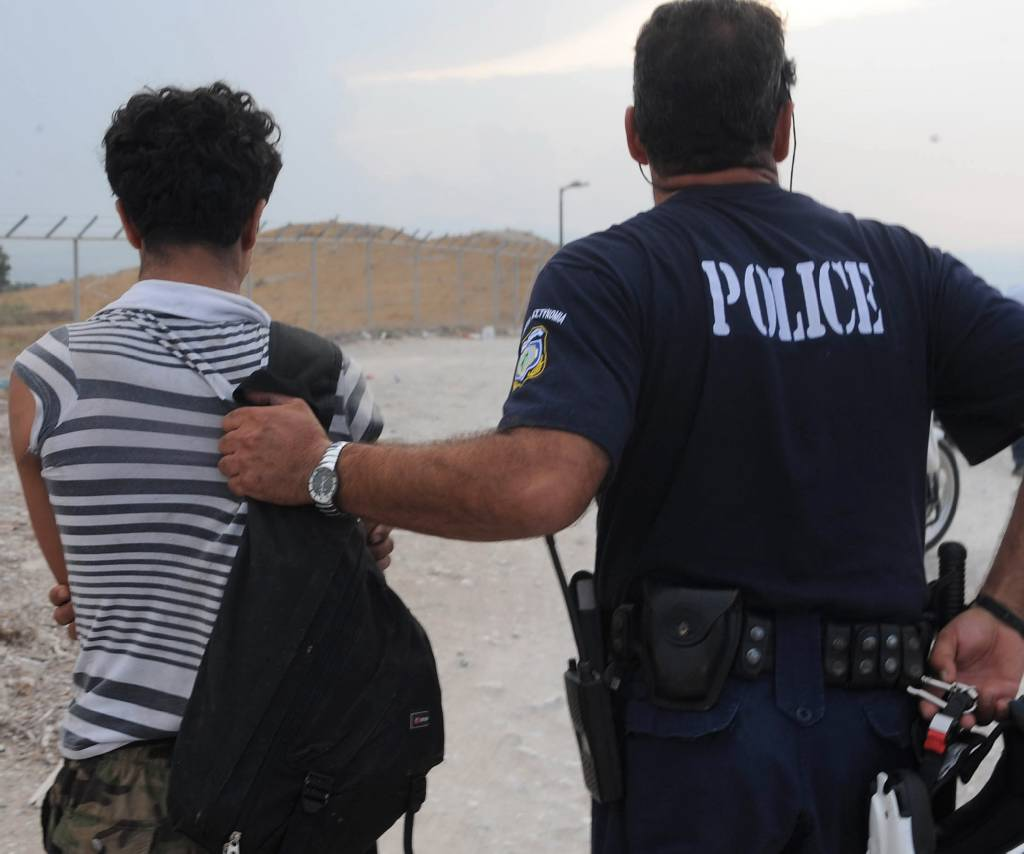 Θεσσαλονίκη: Συλλήψεις αλλοδαπών και των αλλοδαπών διακινητών τους