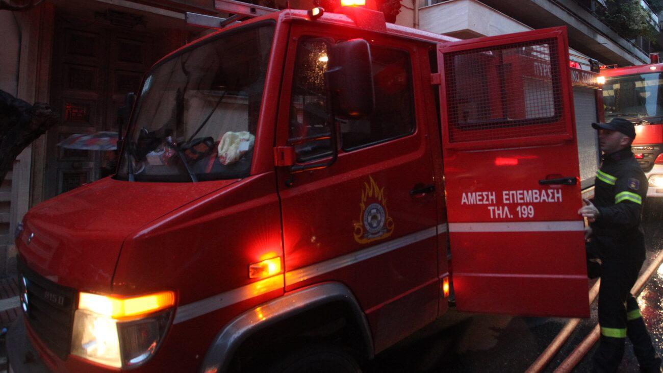 Σε Επιφυλακή το προσωπικό του Πυροσβεστικού Σώματος λόγω Επικίνδυνων Καιρικών Φαινομένων