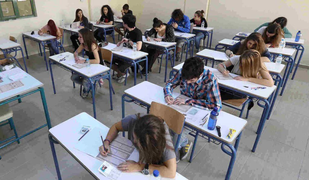 Οδηγίες για τα self-test κατά τη διάρκεια των Πανελλαδικών εξετάσεων