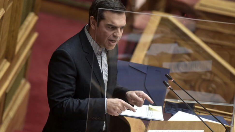 Αλέξης Τσίπρας: Μνημείο αυταρχισμού το νομοσχέδιο του Υπουργείου Παιδείας