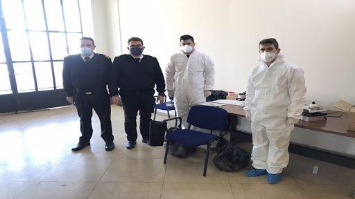 Ειδικό Κλιμάκιο Διεύθυνσης Υγειονομικού Αρχηγείου Λιμενικού Σώματος – Ελληνικής Ακτοφυλακής