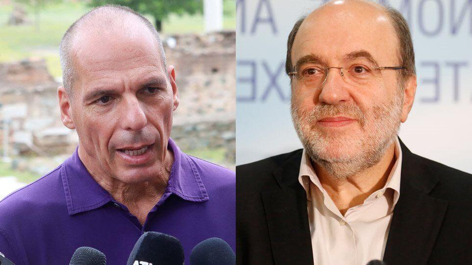 Βαρουφάκης - Αλεξιάδης μάλωσαν στη Βουλή για ένα...«ρουσφέτι»