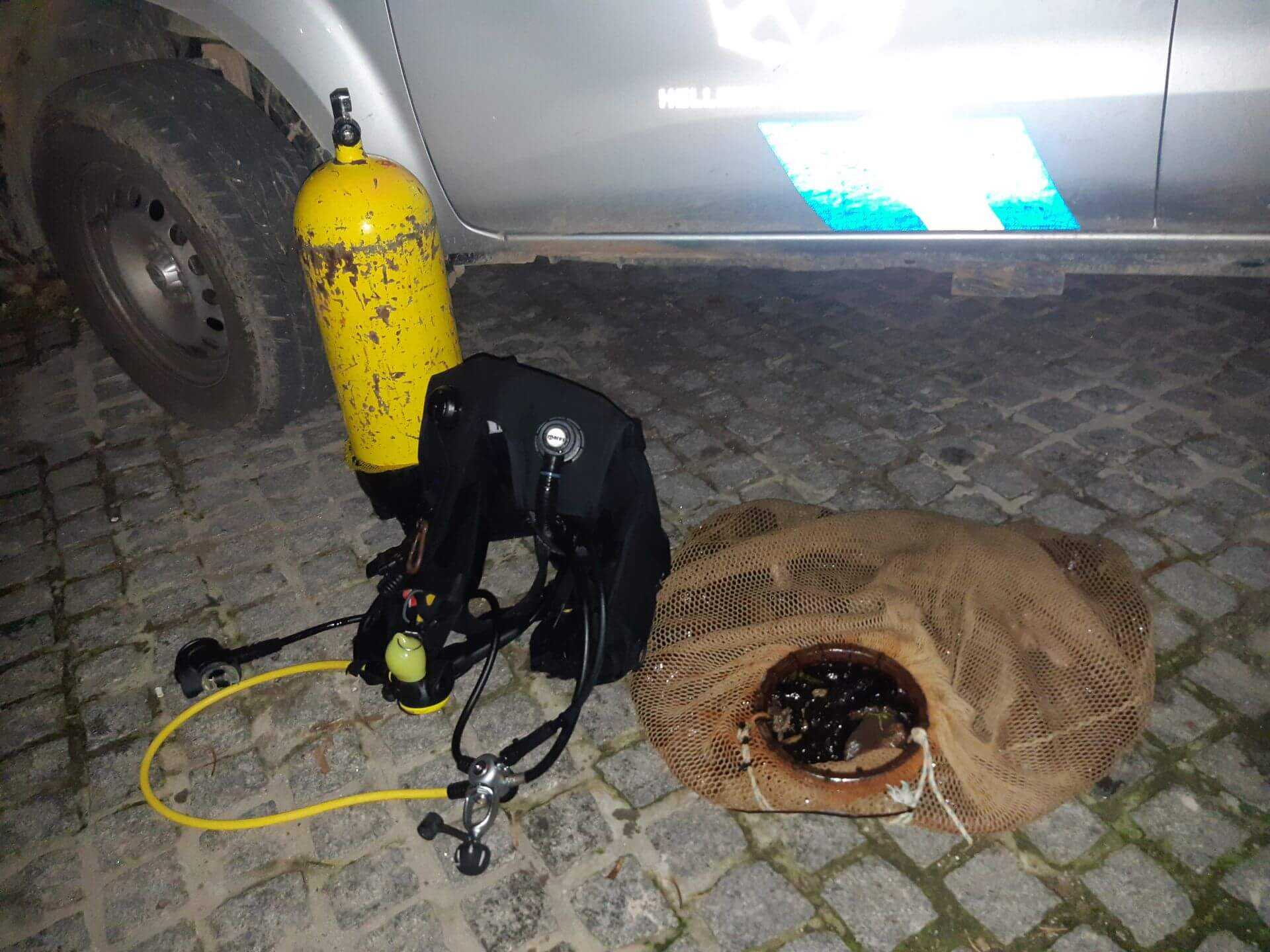 Αλιευτικός έλεγχος στη Χαλκίδα - Τι βρήκαν οι αρχές