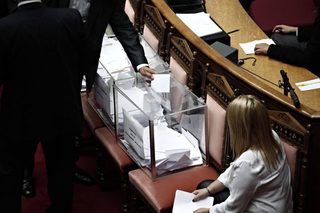 Βουλή: Με 187 «ναι» αποφασίστηκε η σύσταση προανακριτικής για το Νίκο Παππά
