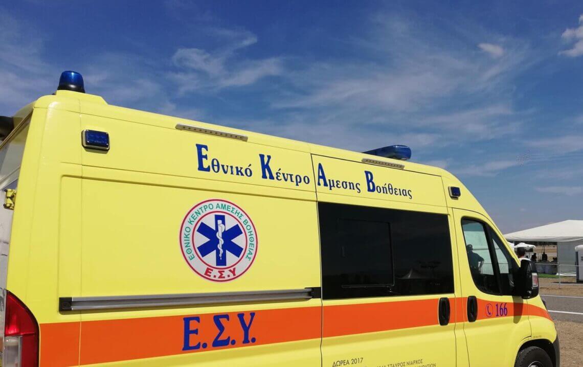 Συμβαίνει τώρα: Ανένηψε το παιδί που βρέθηκε πνιγμένο σε βαρέλι στην Κρήτη