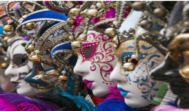 Δήμος Σαλαμίνας: Εργαστήριο με θέμα τις Βενετσιάνικες Μάσκες αύριο Παρασκευή 5 Μαρτίου