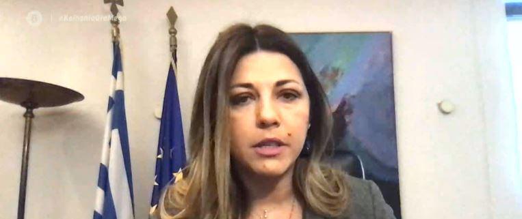 Ζαχαράκη: Στις 14 Μαΐου ανοίγει ο τουρισμός στην Ελλάδα