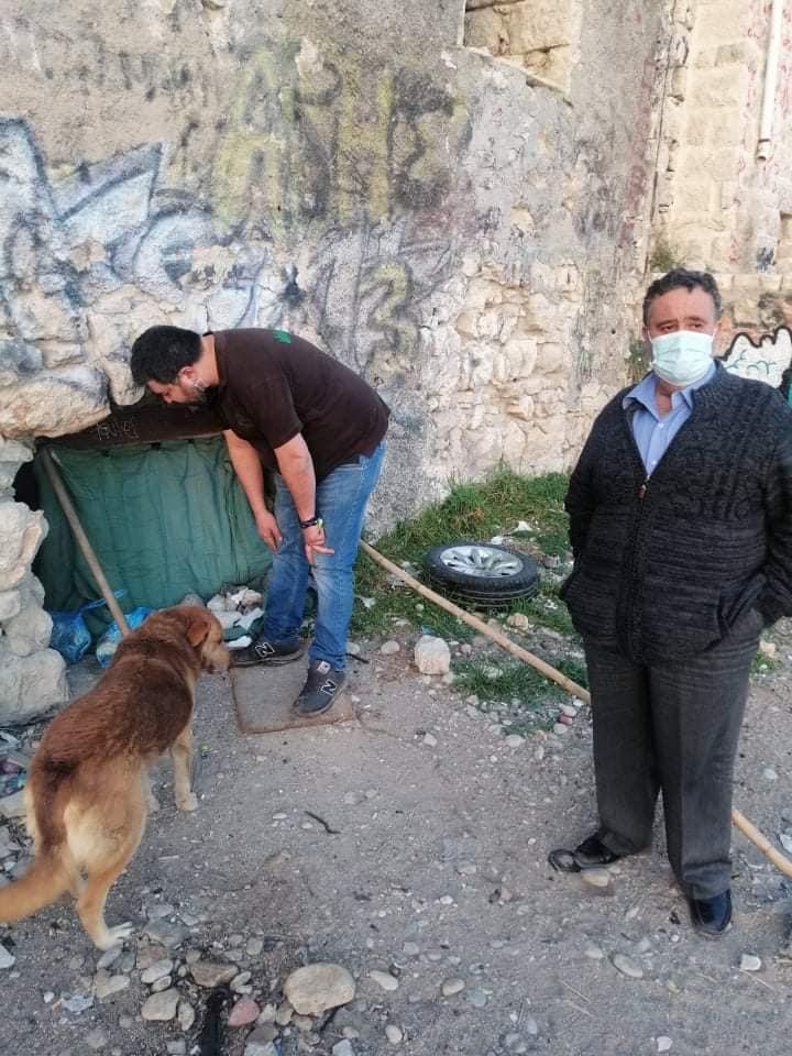 Κερατσίνι : 9 χρόνια έμενε σε σπηλιά και του βρήκαν στέγη