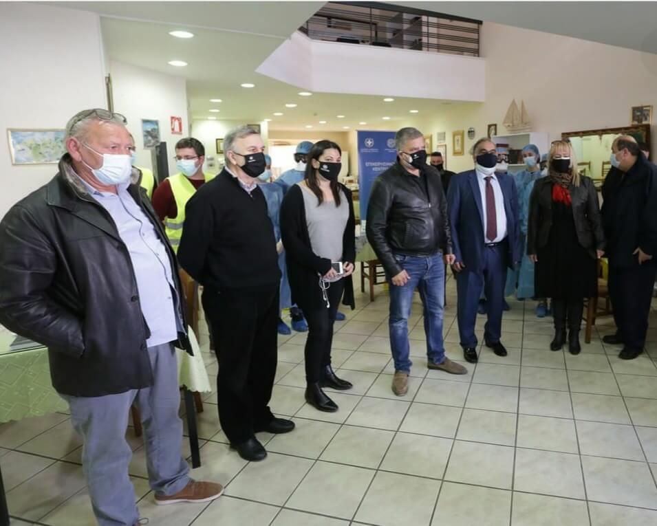 Δήμος Περάματος: Διενέργεια rapid tests σε συνεργασία με την Περιφέρεια Αττικής και τον ΙΣΑ