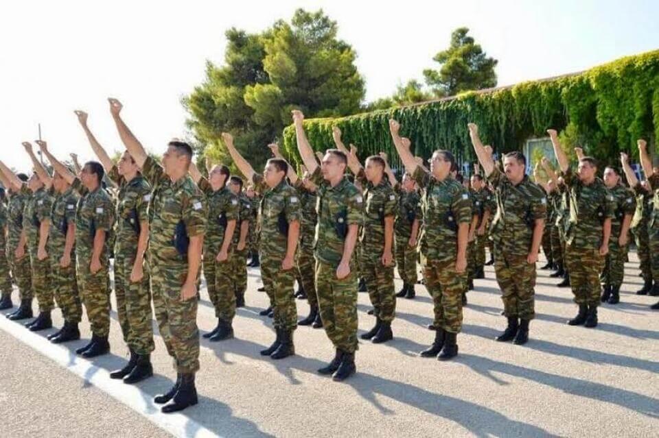 Στρατιωτική θητεία: Τι αλλάζει-πότε αυξάνεται σύμφωνα με ΦΕΚ που δημοσιεύθηκε σήμερα