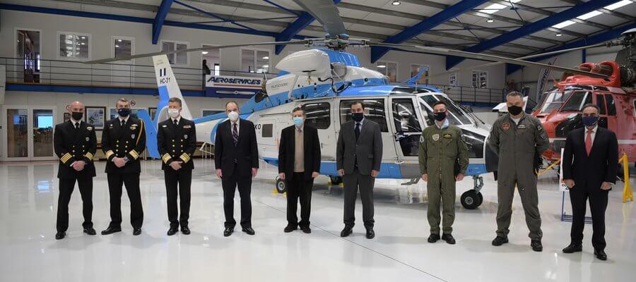 Επανέρχεται στην ενεργό δράση ελικόπτερο του Λιμενικού Σώματος-Κατατέθηκε στην ΕΕ εξοπλιστικό πρόγραμμα ύψους 85 εκ. Ευρώ