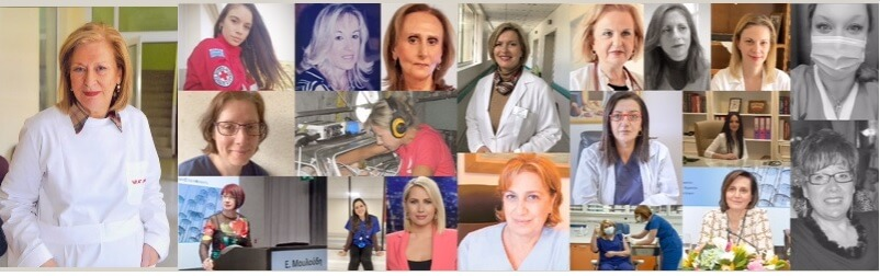 GREEK TOP WOMEN AWARDS 2021  - Aφιερωμένα στις γυναίκες ιατρούς