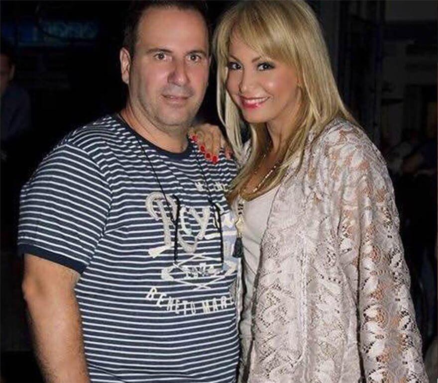 Τέτα Καμπουρέλη : Δεν με αφήνουν να δω τον σύζυγό μου