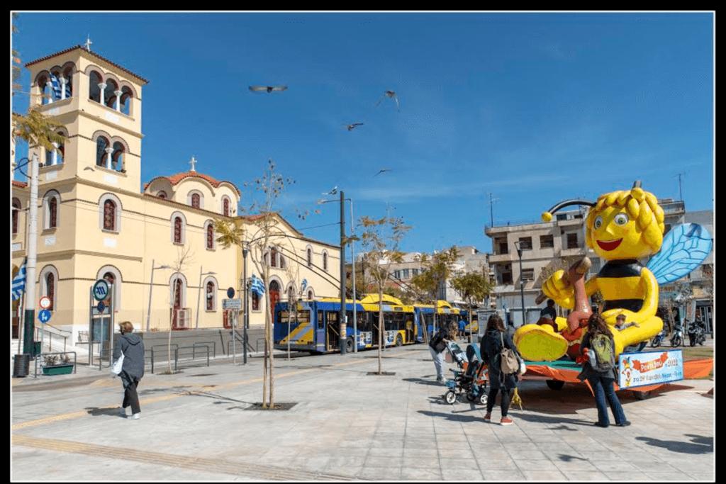 Δήμος Νίκαιας: Με άρματα και χωρίς πληρώματα το 27ο Καρναβάλι