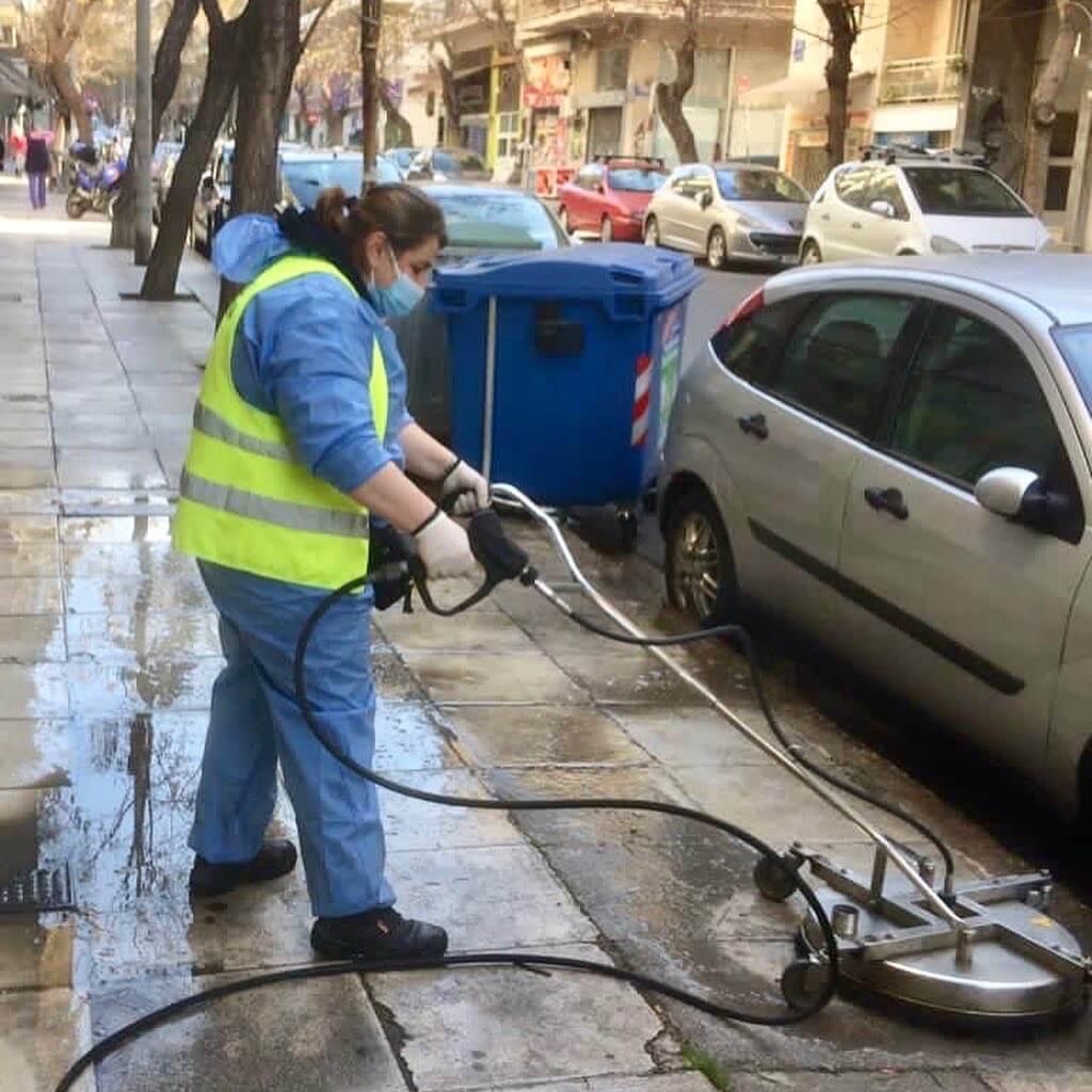 Δήμος Αθηναίων: Τώρα που η καθαριότητα είναι πιο αναγκαία από ποτέ