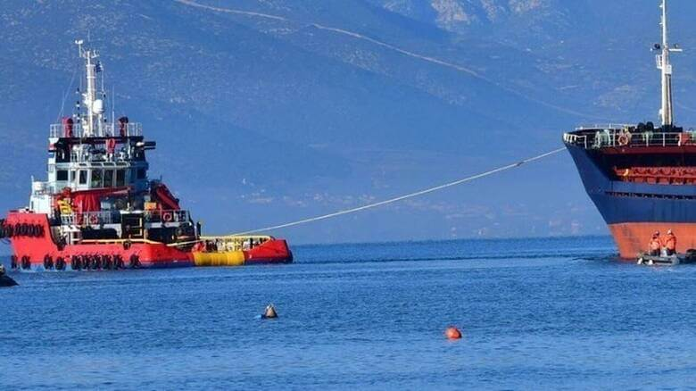 Συνέχεια ενημέρωσης για την σύγκρουση πλοίων στα Κύθηρα
