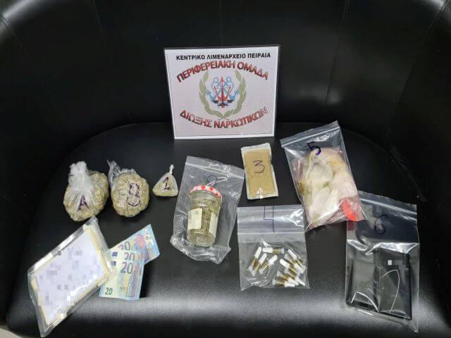 Σύλληψη ημεδαπών για ναρκωτικά στη Βάρκιζα