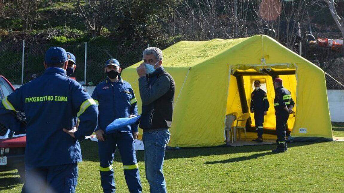 Σεισμός Θεσσαλία: Τα μέτρα που ανακοίνωσε η Κυβέρνηση για τη στήριξη των πληγέντων