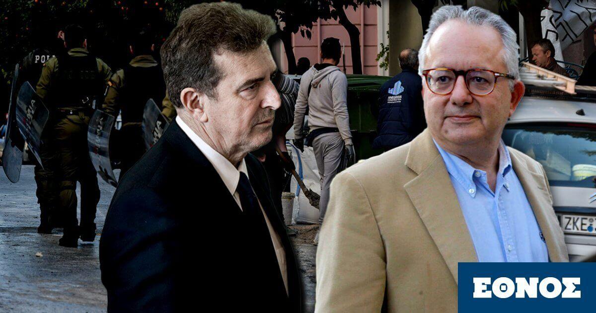 Άδειασμα Αλιβιζάτου σε Χρυσοχοϊδη: «Η Επιτροπή για την βία έχει παύσει να λειτουργεί»
