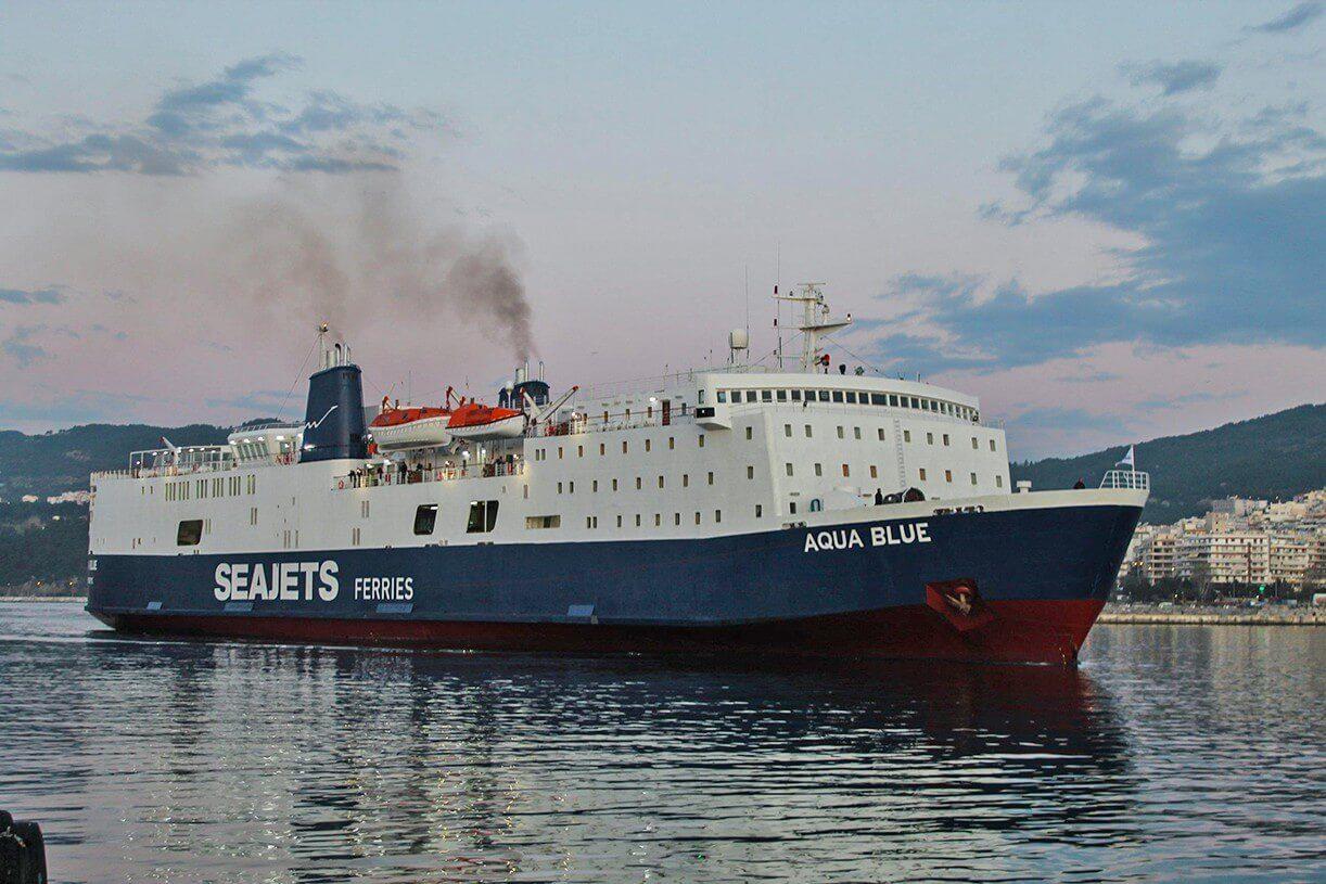 Κάρυστος: Ακυβερνησία πλοίου στη θαλάσσια περιοχή Στενού Καφηρέα
