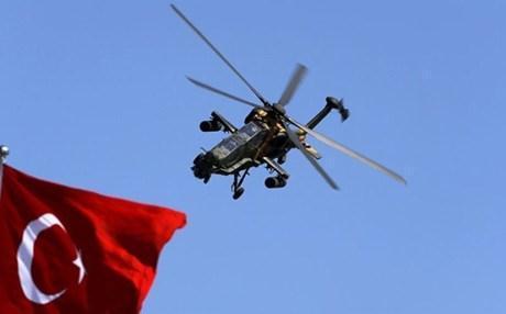 Τουρκία: Συνετρίβη στρατιωτικό ελικόπτερο-Εννέα νεκροί
