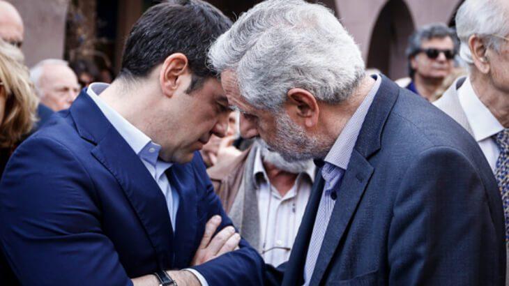 ΣΥΡΙΖΑ: Ο Τσίπρας «τελείωσε« τον Δρίτσα