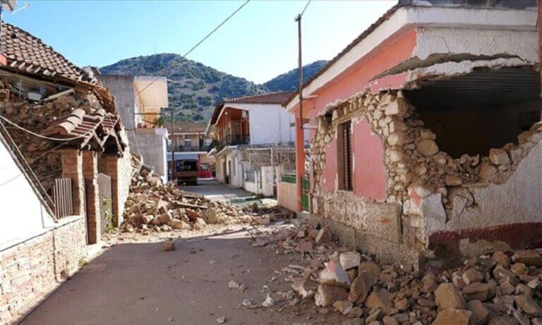 Σεισμός Θεσσαλία: Σε κατάσταση εκτάκτου ανάγκης τρεις περιοχές,τι δηλώνουν οι σεισμολόγοι