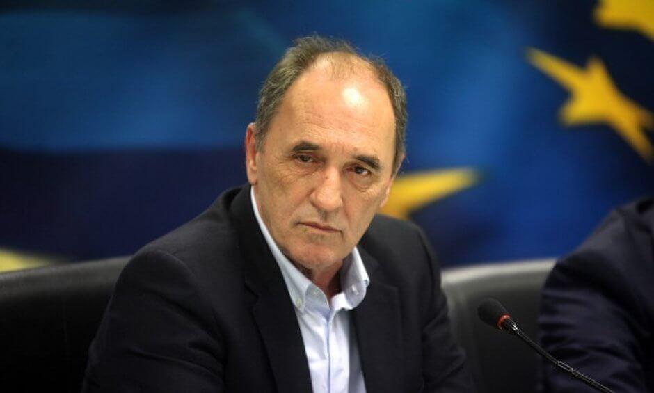 ΕΠΟΣ Σταθάκη: Σε εκδήλωση για το ασφαλιστικό δεν ήξερε τις προτάσεις του κόμματος