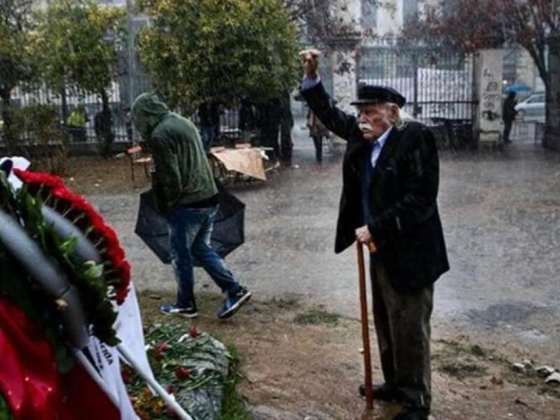 Μανώλης Γλέζος: Ένας χρόνος χωρίς τον τελευταίο παρτιζάνο
