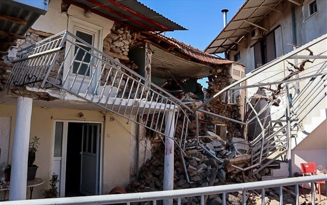 Σεισμός Θεσσαλία: Η επόμενη ημέρα,η αποτίμηση των ζημιών & οι κάτοικοι στους δρόμους