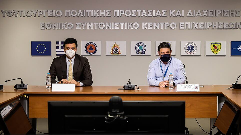 Lockdown:Αναλυτικά τα μέτρα που ανακοινώθηκαν στην ενημέρωση από το Υπουργείο Υγείας