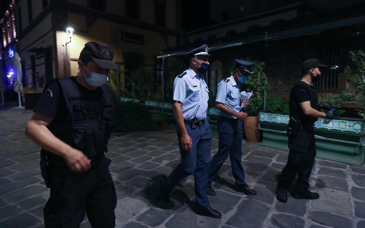 Πέραμα: Επεισόδια μεταξύ Αστυνομικών-πολιτών
